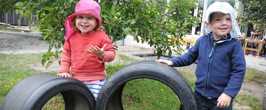 Die Kindertagesstätten des Anna Haag Mehrgenerationenhauses besuchen insgesamt 125 Kinder im Alter von 0 bis 6 Jahren.