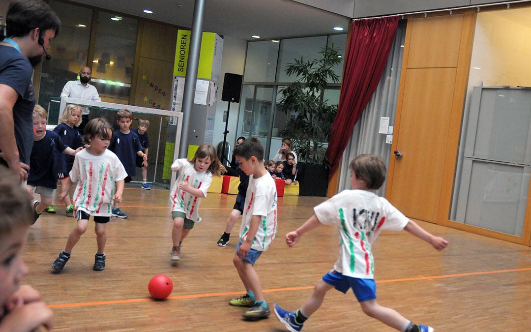 Mini-WM Cannstatter Kindertagesstätten