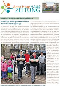 Anna-Haag-Haus-Zeitung Ausgabe 39 vom Februar 2018