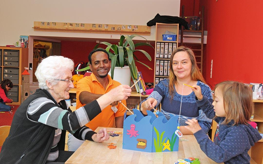 Duale Ausbildung im Anna Haag Mehrgenerationenhaus