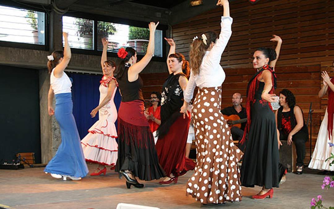 Flamenco im Nachbarschaftstreff Winterhalde